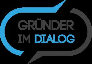 Gründer im Dialog Logo neu transparent